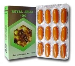 رويال جيلى Royal Jelly مكمل غذائى م قو عام م ضاد للإرهاق سوق الدواء